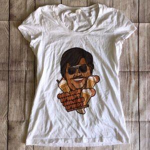 Orange Whip Large T-shirt EUC